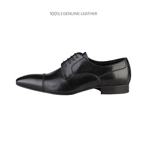 Versace Uomo Alexandre scarpe Derby nero Size: EU 40