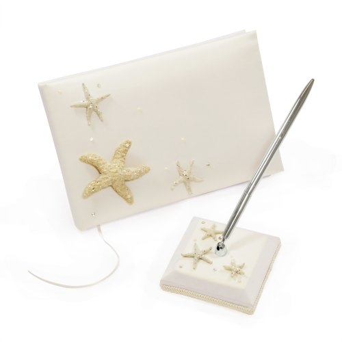 Beach Collection Guest Book & Pen Set