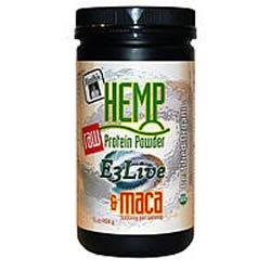 Hemp Protein, Organic, Maca & E3, 16 oz ( Multi-Pack)