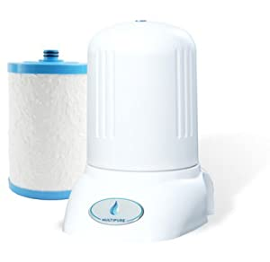 Multipure MPAD Aqua Dome Carbon Block Countertop Water Filter
