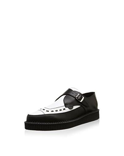 Underground Zapatos Monkstrap Apollo
