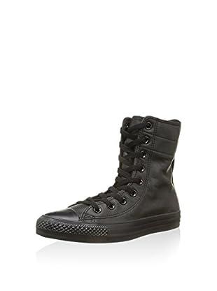 Converse Zapatillas abotinadas All Star Hi Rise (Negro)