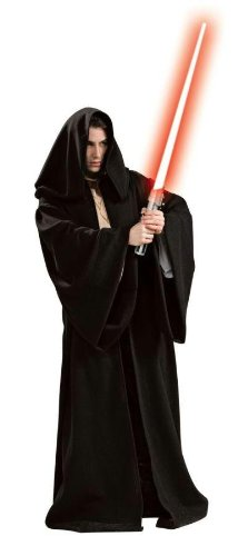 Sith Robe Hooded Adult Dlx