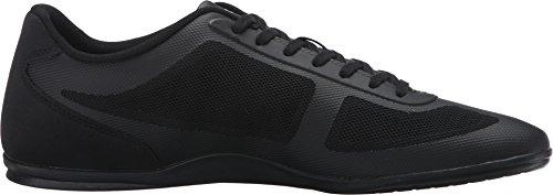 Lacoste Men's Misano Evo 316 1 Black Sneaker 9 M