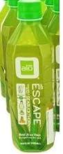 ALO - Original Aloe Drink Escape Aloe  Pineapple Guava  Seabuckthorn Berry - 169 oz Pack of 3