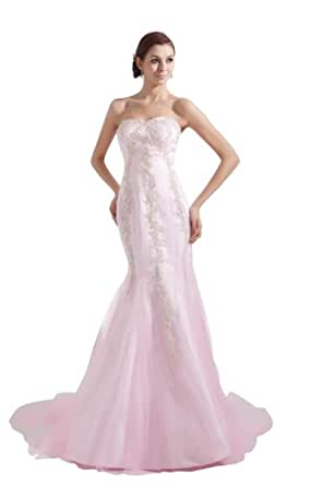 Herafa Wedding Dress Elegant NOw35382 Amazon Fashion