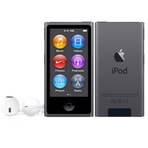 Apple 16GB 6th Generation iPod Nano