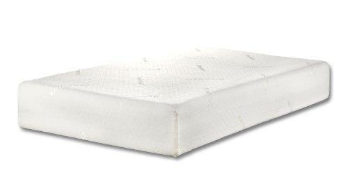 Furniture Of America Helix 10-Inch Memory Foam Mattress, Queen front-1022816
