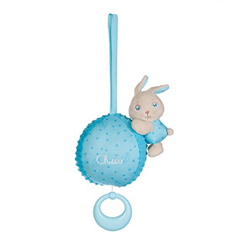 Carillon Soft Cuddles Chicco Coniglietto Azzurro