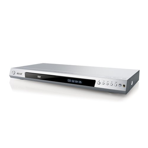 Coby DVD-657 5.1 Channel DVD Player with Progressive Scan & Karaoke Mic