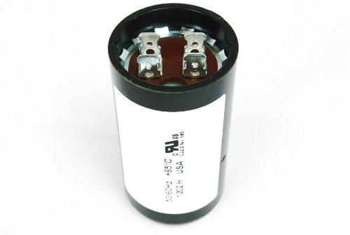 Motor Start Capacitor Sc0095 - 189-227 Mfd 165 V Vac Volt 189-227 Uf Round Hvac Ac Electric