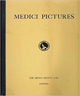 Medici Pictures 1962 Catalogue: The Medici Society: Amazon.com: Books
