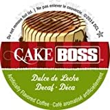 Cake Boss Coffee - Dulce De Leche Decaf, 24 Single Serve Cups ,Net Wt. 8.4 oz