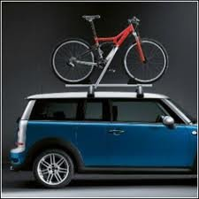 Genuine OEM MINI Cooper Touring Bike Holder - Lockable! (MINI Cooper Hardtop... by MINI Cooper