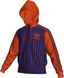 Adidas Originals Kapuzenjacken Adi Hooded Floc XXL,O57534