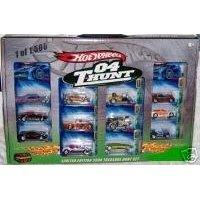Hot Wheels 2004 Treasure Hunt Set