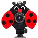 Camera Creatures Lady Bug Portrait Posing Prop For Photography