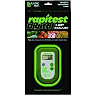 Luster Leaf18353-Way Digital Soil Tester-RAPITEST DIG 3W ANALYSIS