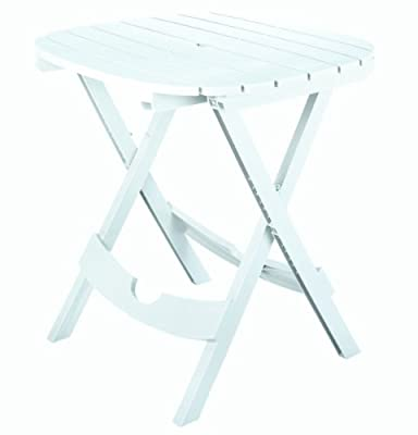 Adams Manufacturing Quik-Fold Cafe Table