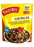 Tasty Bite Aloo Palak Heat & Eat Entree, 10 Ounce Pouches (Pack of 6)