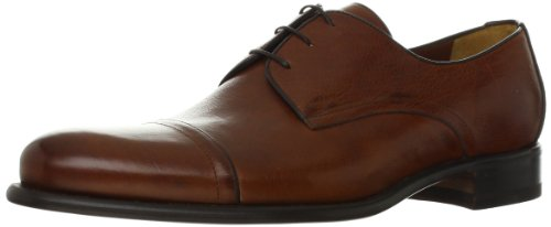 a.testoni Men's M45501UDM OxfordCaramel12 M US