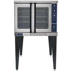 Duke E101-G Gas Convection Oven - Economy Series Single Stack