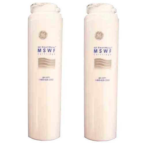 GE MSWF Refrigerator Water Filter, 2 Pack Size: 2 Pack, Model: MSWF, Tools & Outdoor Store (Ge Refrigerator Water Filter Mswf compare prices)