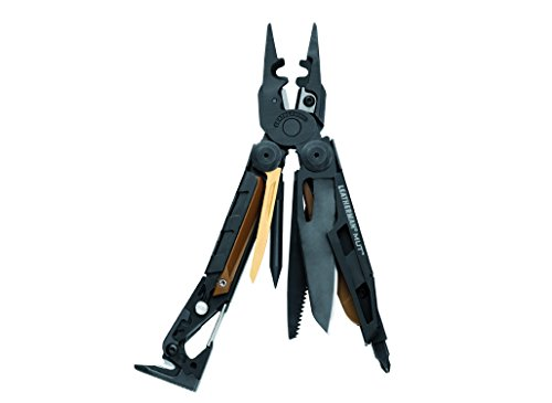 Leatherman 850032N Mut Eod Black Multi Tool back-901145