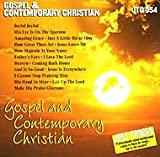 Gospel & Contemporary Christian (Karaoke CDG)