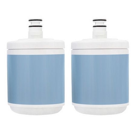 Replacement Water Filter Cartridge for LG Refrigerator Models LFX25974ST / LSC27910SB (2 Pack) (Lg Refrigerator Filter Lt500p compare prices)