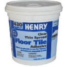 Henry, Ww Company Gal #430 Vinyl Adhesive 12098 Tile and Ceramic Adhesive