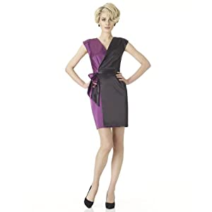 Amelia Wrap Dress by Shape FX