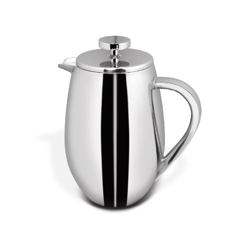 Cuisinox Double Walled French Press, 1.0-Litre