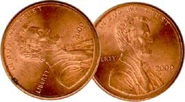Double Head Penny - You're ALWAYS a Winner! - 1