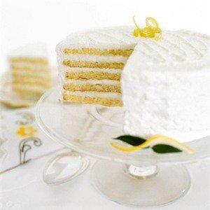 Caroline's Cakes Coconut Cloud Cake