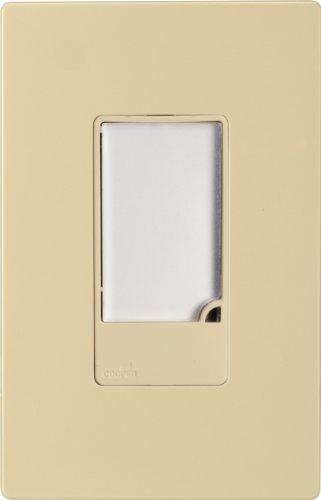 Cooper Wiring Devices 7737V-Box1-Watt 120-Volt Full Led Hallway Nightlight Heavy Duty Grade, Ivory front-291772