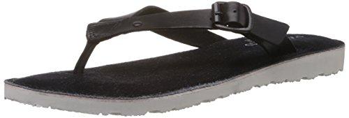 Pavers England Pavers England Men's Leather Flip Flops Thong Sandals (Beige\/Sand\/Tan)