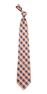 Buy Charlotte Bobcats Check Poly Necktie by Eagles Wings