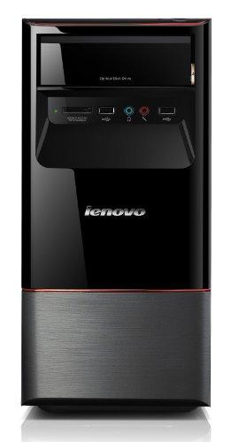 Lenovo H420 77525GU Desktop (Black)