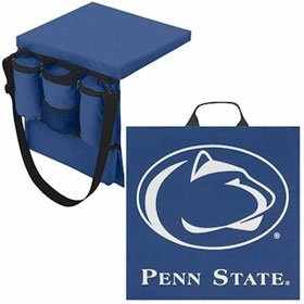Penn State Nittany Lions NCAA Seat Cushion And Tote