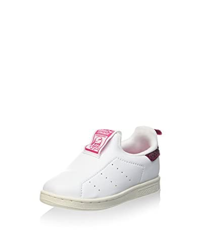 adidas Slip-On Stan Smith 360 I [Bianco/Rosa]