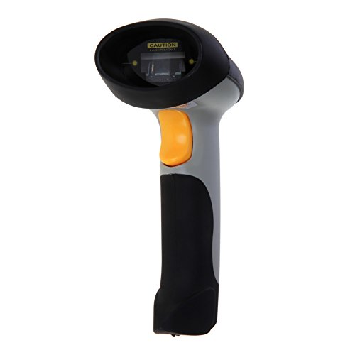 Koolertron® 3 In 1 Usb Wired+Bluetooth Wireless Laser Barcode Scanner For Android/Ios/Windows Xp/7/8/Ce/Iphone/Galaxy/Ipad Shock-Proof 3 Mil Hid/Spp Dual Mode With 1500Mah Battery