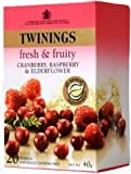 Twinings - Cranberry & Raspberry - 40g