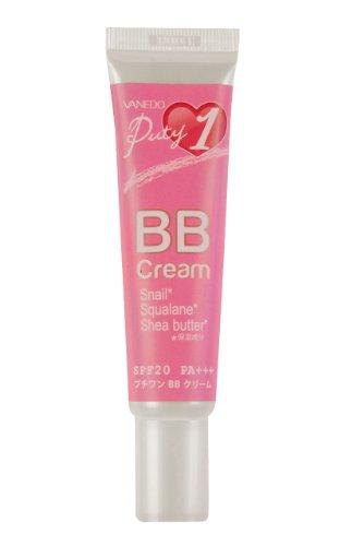 VANEDO PUTY1 BBクリーム15ml SPF20 PA+++