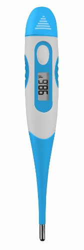 Veridian 08-355 30-Second Flex Tip Digital Thermometer