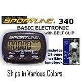 Sportline 340 Strider Pedometer