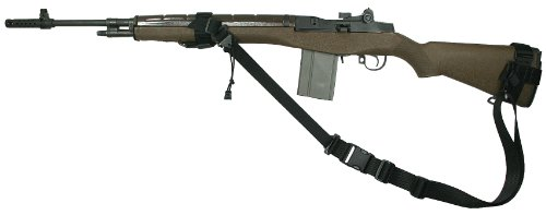 Specter Gear 2 Point Sling, Fits M-14 And M1A Rifles, Black front-64228
