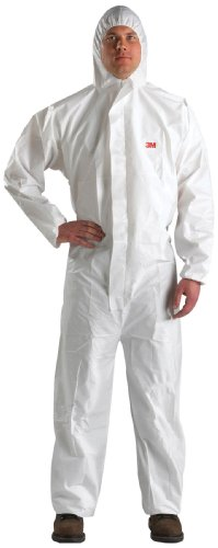 3M Disposable Protective Coverall Safety Work Wear 4540+XXL 25/Case