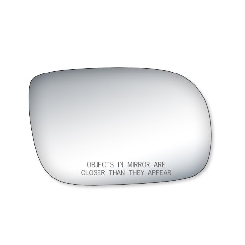 Fit System 90197 Chevrolet/Oldsmobile/Pontiac Passenger Side Replacement Mirror Glass (Pontiac Glass compare prices)