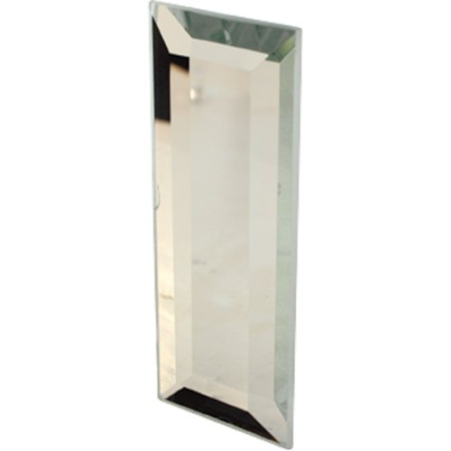 Prime-Line Products N 6942 Mirrored Door Pull with Adhesive Back (2-Pack) (Sliding Mirror compare prices)